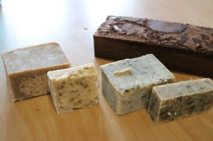 These soaps with different kinds of flavors look so attracting but you cannot eat it because it will make you sick. However, you can use it for bath and hand wash. DIY lipsticks for winter use. Some of the soaps are available for selling at GMC's Community Supported Agriculture (CSA), which is the red house.